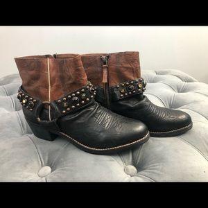 Short Boots Size 7